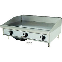 """NEW TOASTMASTER STAR 48"""" GAS GRIDDLE FLAT TOP TMGM48"""