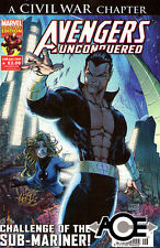 AVENGERS UNCONQUERED #6 - Volume 1 - Panini Comics UK