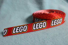 "Lego Ribbon 7/8"" Wide NEW UK SELLER FREE P&P"