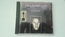 "ORIGINAL SOUNDTRACK ""DANCES WITH WOLVES"" CD 18 TRACKS JOHN BARRY BANDA SONORA OS"