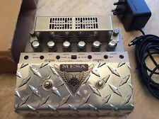 Mesa Boogie V Twin Pre Amp Pedal MK 1 Rectifier Recent Service