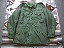 VTG Vietnam US Army M-1951 M51 Field Coat Jacket W/Liner OG 107 Sml S M65 (H82