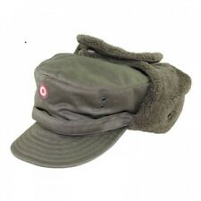 AUSTRIAN ARMY MILITARY WINTER CAP LARGE