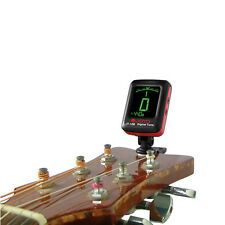 JOYO JT-12B Digital LCD Mini Clip-on Guitar Tuner For Bass Violin Ukulele