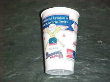 1993 NLCS Championship Baseball Cup Atlanta Braves v Philadelphia Phillies