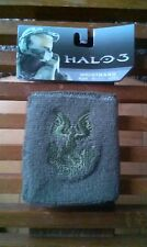 Halo 3 Unscof Officially Licensed Embroidered Wrist Band Microsoft XBOX 360