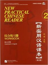 New Practical Chinese Reader, Vol. 2 (2nd Edition): Workbook (with MP3 CD) (Engl