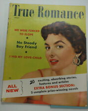 True Romances Magazine No Steady Boy Friend January 1954 070115R2
