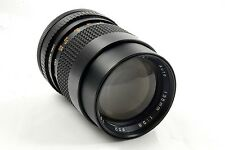 Y580 - Tokina special auto 135mm f/2.8  Canon FD Manual Focus Lens -Very Good