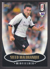 Topps Premier Gold 2003 - Card # F3 - Steed Malbranque - Fulham