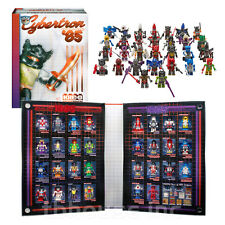 TRANSFORMERS 30-PACK figure 2015 SDCC EXCLUSIVE set KREON kre-o CLASS OF 1985