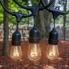 LED Concepts? Outdoor & Indoor Edison Style String Lights - Commercial Grade -