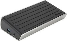 Targus DOCK130USZ Docking Station - for Notebook - USB 3.0 - 6 x USB Ports