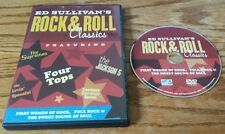 Ed Sullivan's Rock & Roll Classics (DVD) First Women of, Folk, Sweet Sound Soul