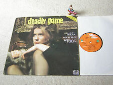 ROLAND BAUMGARTNER O.S.T. Deadly Game GER LP JUPITER 6.25330 AP, JOAN ORLEANS