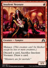 MTG 4x INSOLENT NEONATE - NEONATO INSOLENTE - SOI - MAGIC