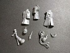 Warhammer 40k Militarum Tempestus Scion / Command Prime Officer Upgrade Bits