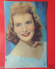 lampo figurines actor cards attori figurine artisti del cinema 223 teresa wright