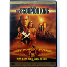 The Scorpion King (2002 DVD: Widescreen - Collectors Edition) The Rock, Kelly Hu