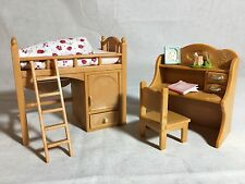 Calico critters/sylvanian families Children's Bedroom Furniture With Desk