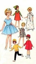 "VINTAGE 8"" PENNY BRITE DOLL CLOTHES Pattern 6207"