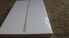 NEW! Apple iPad Air 2 128GB, Wi-Fi, 9.7in - Silver with Touch ID (Latest Model)