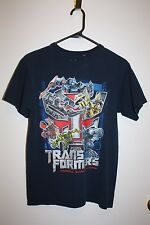 Trans Formers Youth Boys T-Shirt Multi-Color Size M