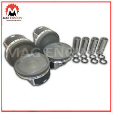 PISTON & RING SET SUBARU EJ25 DOHC FOR IMPREZA LEGACY& FORESTER LEGACY 2.5 04-14