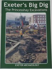 EXETER PRINCESSHAY EXCAVATIONS Medieval Town History Roman Archaeology Finds