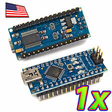 Nano 3.0 with FT232RL for Arduino Microcontroller Atmega328PU for RC or Robot