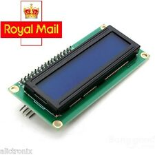 Serial LCD 1602 16x2 Module with IIC/I2C adapter for Arduino, Pi.