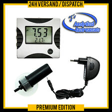 2-IN-1 MULTI METER MEETAPPARAAT TESTER TEMP TEMPERATUR PH  ONLINE MONITOR P09