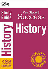 History: Study Guide by Letts Educational (Paperback, 2004)