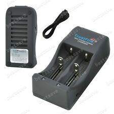 TrustFire TR-006 Battery Charger For 26650 25500 18650 18500 17670 17500 B0442