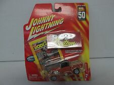 Johnny Lightning Rod & Custom 50th Anniversary 1929 Ford Pickup No 1