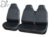 VW Volkswagen Transporter T6 Heavy Duty Van Seat Covers 100% Waterproof