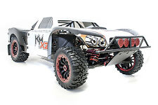 1/5 King Motor X2 Deluxe 4WD RTR 30.5cc SC Truck LOSI 5IVE T Rovan LT Compatible