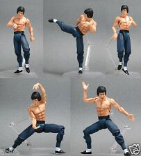 Max Factory Figma No.266 Bruce Lee Action Figure