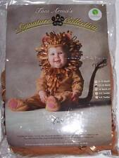 TOM ARMA SIGNATURE COLLECTION LION COSTUME 12 18 months HALLOWEEN OZ