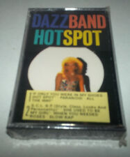 Hot Spot - The Dazz Band (Cassette 1985, Motown) NEW in Shrink-Wrap!