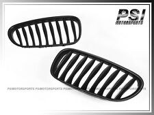 Matte Black Front Hood Kidney Replacement Grille Grill For BMW E85 Z4 2003-2008
