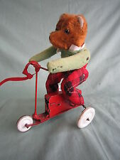 AC088 PINTEL OURS AUTOMATE TRICYCLE  CLEF MECANIQUE