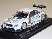 1/43 Minichamps Mercedes C Class DTM 2005 Team Persson B. Spengler Lim. to 1584