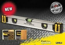 STANLEY FATMAX XTREME 600MM CLAMPING SPIRIT LEVEL LIFE TIME ACCURACY WARRANTY