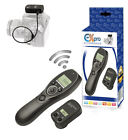 Ex-Pro Wireless-Pro 2.4GHz LCD Timer Remote Control for Leica Cameras Digilux3