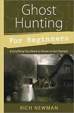 Ghost Hunting for Beginners Getting Started Book ~ Wiccan Pagan Supply