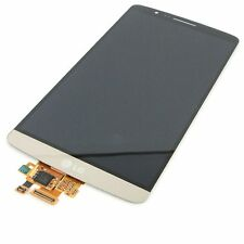 US LG G3 D850 D851 D855 VS985 LS990 LCD Digitizer + Touch Screen Assembly Gold