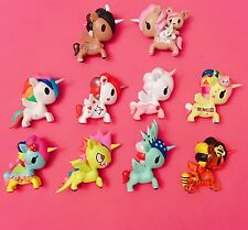Sale! Lot Of 10 Tokidoki Unicorno Series 5 Vinyl Blind Box with Chasers Neo
