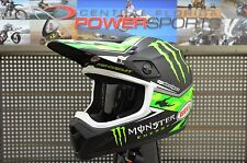 New Bell MX-9 Pro Circuit Monster Motocross MX Helmet with MIPS-Adult-Large