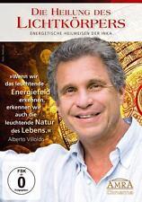 Die Heilung des Lichtkörpers.Heilweisen der Inka Alberto Villoldo DVD Neu!